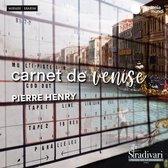 Henry Carnet De Venise