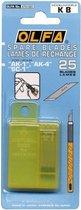 Hobby wenskaartenpakket - Olfa spare cutter art knife KB - 1 stuk