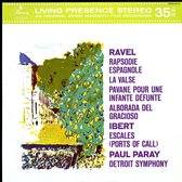 Orchestral Music By Maurice Ravel & Jacques Ibert