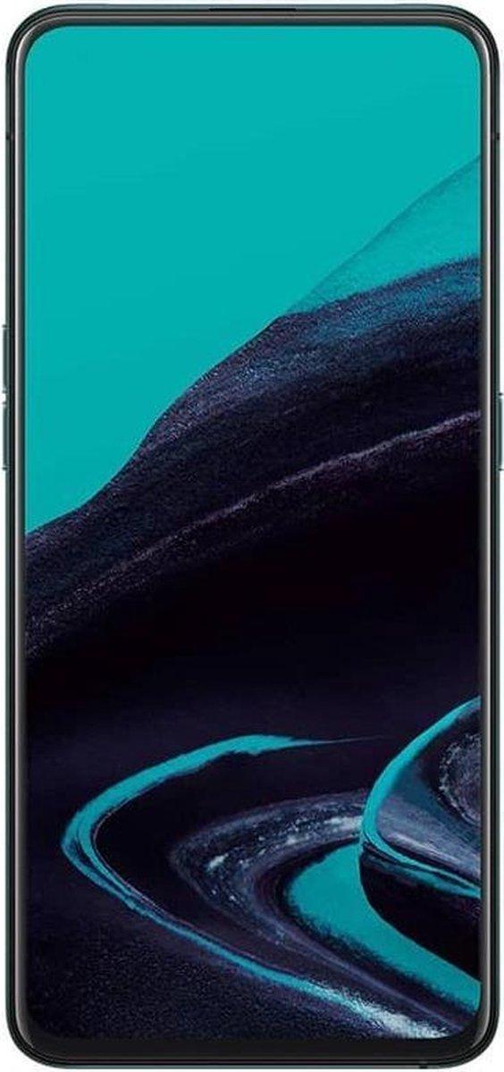 Oppo Reno 2 16,5 cm (6.5'') 8 GB 256 GB Dual SIM 4G USB Type-C Blauw Android 9.0 4000 mAh kopen