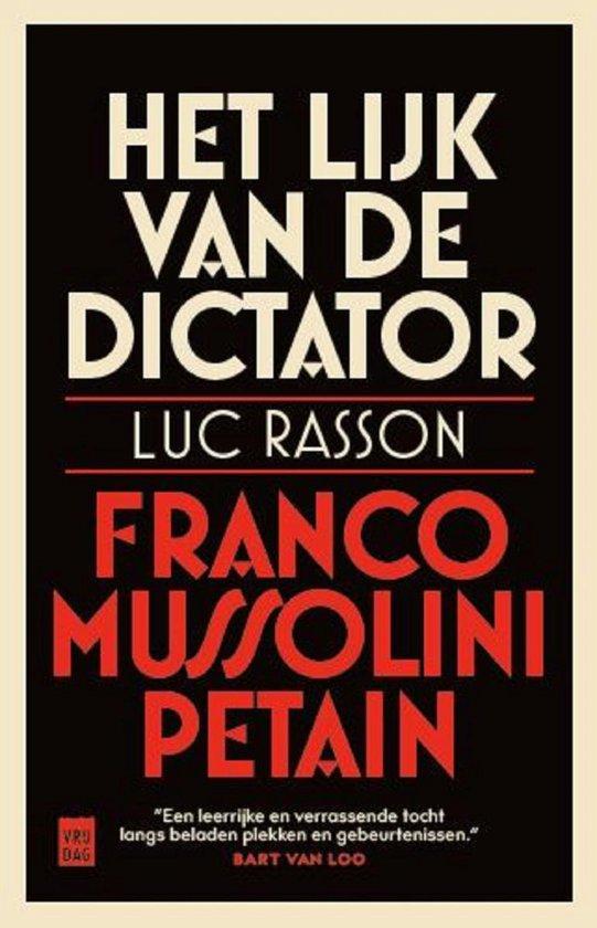Het lijk van de dictator - Luc Rasson |
