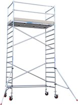 Rolsteiger Basic 135x305x6,2m werkhoogte