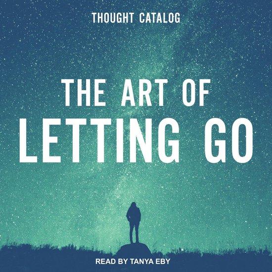 Omslag van The Art of Letting Go