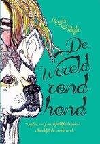 Omslag De wereld rond hond
