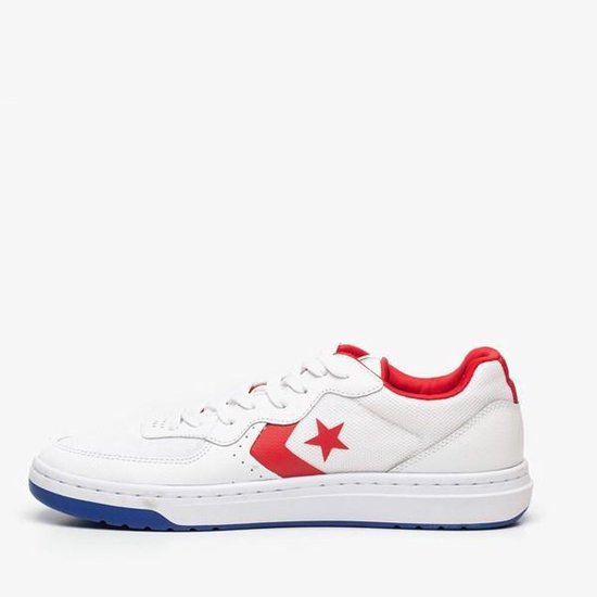 bol.com   Converse leren heren sneakers - Wit - Maat 43