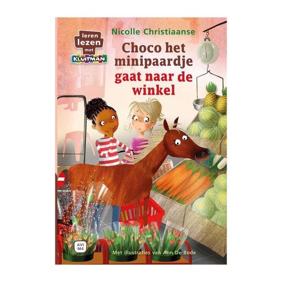 Choco het minipaardje - Choco gaat naar de winkel - Nicolle Christiaanse |