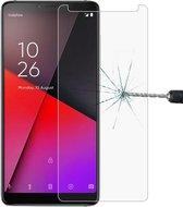 0,26 mm 9 H 2.5D Explosieveilige geharde glasfolie voor Vodafone Smart X9