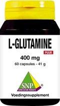 SNP L-Glutamine 400 mg puur 60 capsules