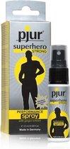 Pjur Superhero Strong Intieme Verzorging voor Mannen - 20 ml