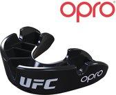 OPRO x UFC Gebitsbeschermer Bronze Zwart Senior