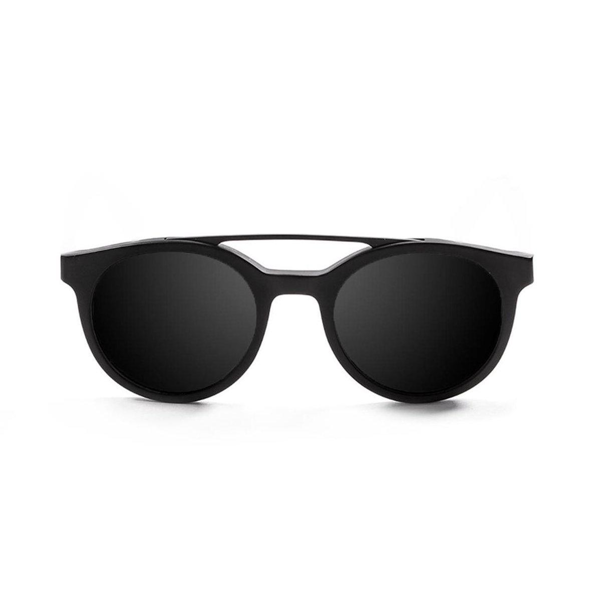 Ocean Sunglasses - Zonnebril - Unisex - 10200-0_TIBURON_MATTEBLACK-SMOKE - Ocean Sunglasses