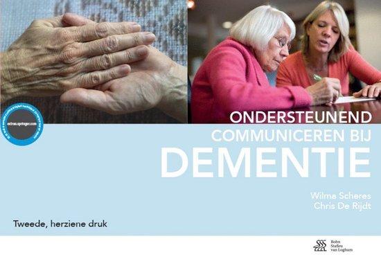 Ondersteunend communiceren bij dementie - Chris De Rijdt |