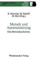Mensch Und Automatisierung