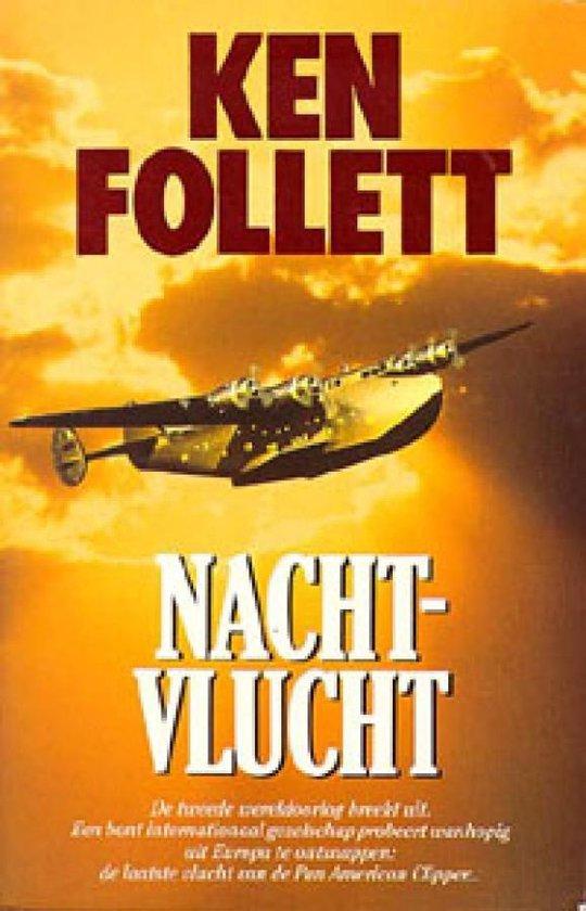 Nachtvlucht - Ken Follett |