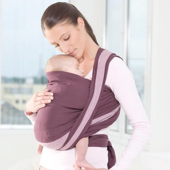 Amazonas Buik-/rugdrager - Carry Sling Berry 450 cm