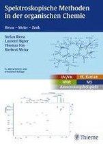 Spektroskopische Methoden in der organischen Chemie