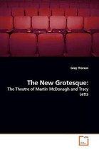 Boek cover The New Grotesque van Greg Thorson (Paperback)