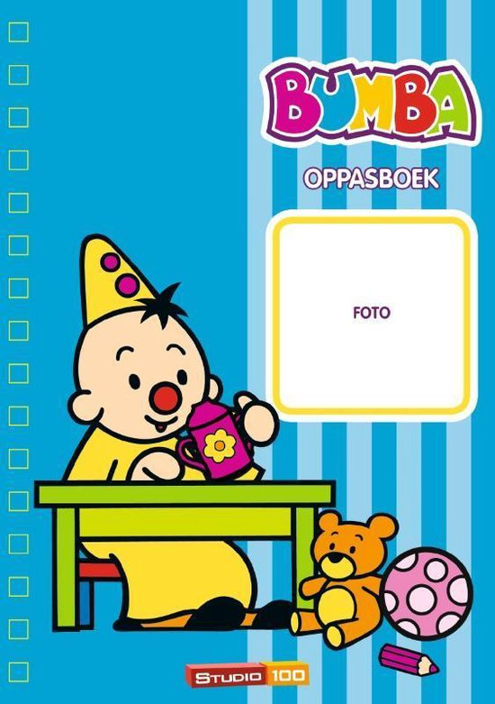 Bumba - Oppasboek - Peter Kustermans pdf epub