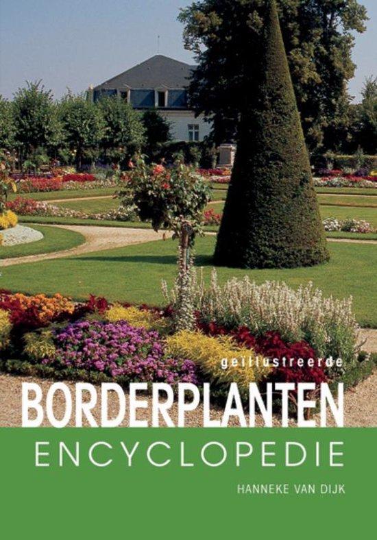Geillustreerde borderplanten encyclopedie - Hanneke van Dijk |