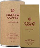 Inkbrew Dark Roast koffiebonen (250g) - by Sergio Herman