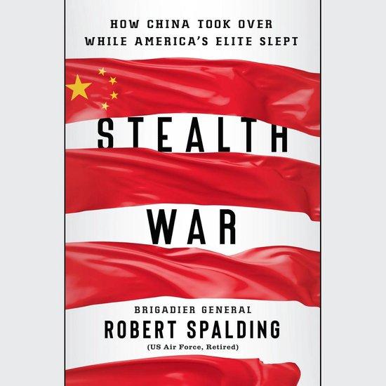 Boek cover Stealth War van Robert Spalding (Onbekend)