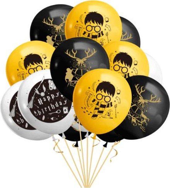 ProductGoods - 10x Harry Potter Ballonnen Verjaardag - Verjaardag Kinderen - Ballonnen - Ballonnen Verjaardag - Harry Potter - Kinderfeestje