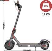 Dailygoods Elektrische Step voor Volwassenen & Kinderen - Groot Bereik tot 35 Km -Snelheidslimiet van 25 Km/h - Inklapbaar