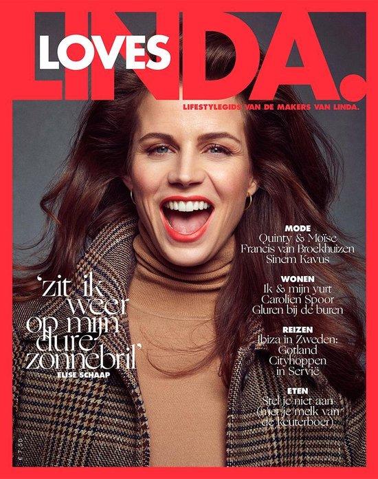 Afbeelding van LINDA.loves magazine - september 2021
