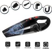 Bol.com-Vitasy® Kruimeldief Snoerloos – Auto stofzuiger – Handstofzuiger –  5 opzetstukken en HEPA filter – USB Oplaadbaar - Zwart-aanbieding