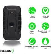 TrackEX - GPS Tracker Type 240- tracker-  Tracking Apparaat - Accu 240 dagen