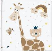 Goldbuch insteekalbum Little Dreams Giraf 200 foto's 10x15 cm - Wit