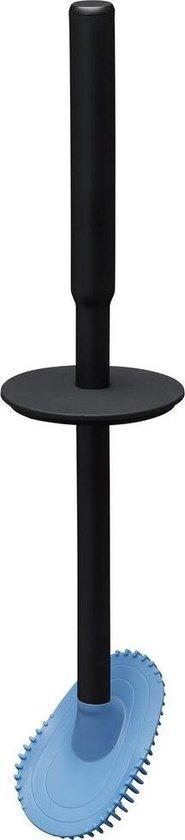 Tiger Swoop® Toiletborstel flexibel - Zwart