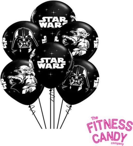 Star Wars ballonnen - Set van 12