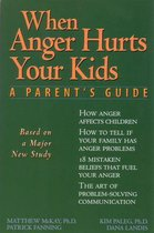 Omslag When Anger Hurts Your Kids