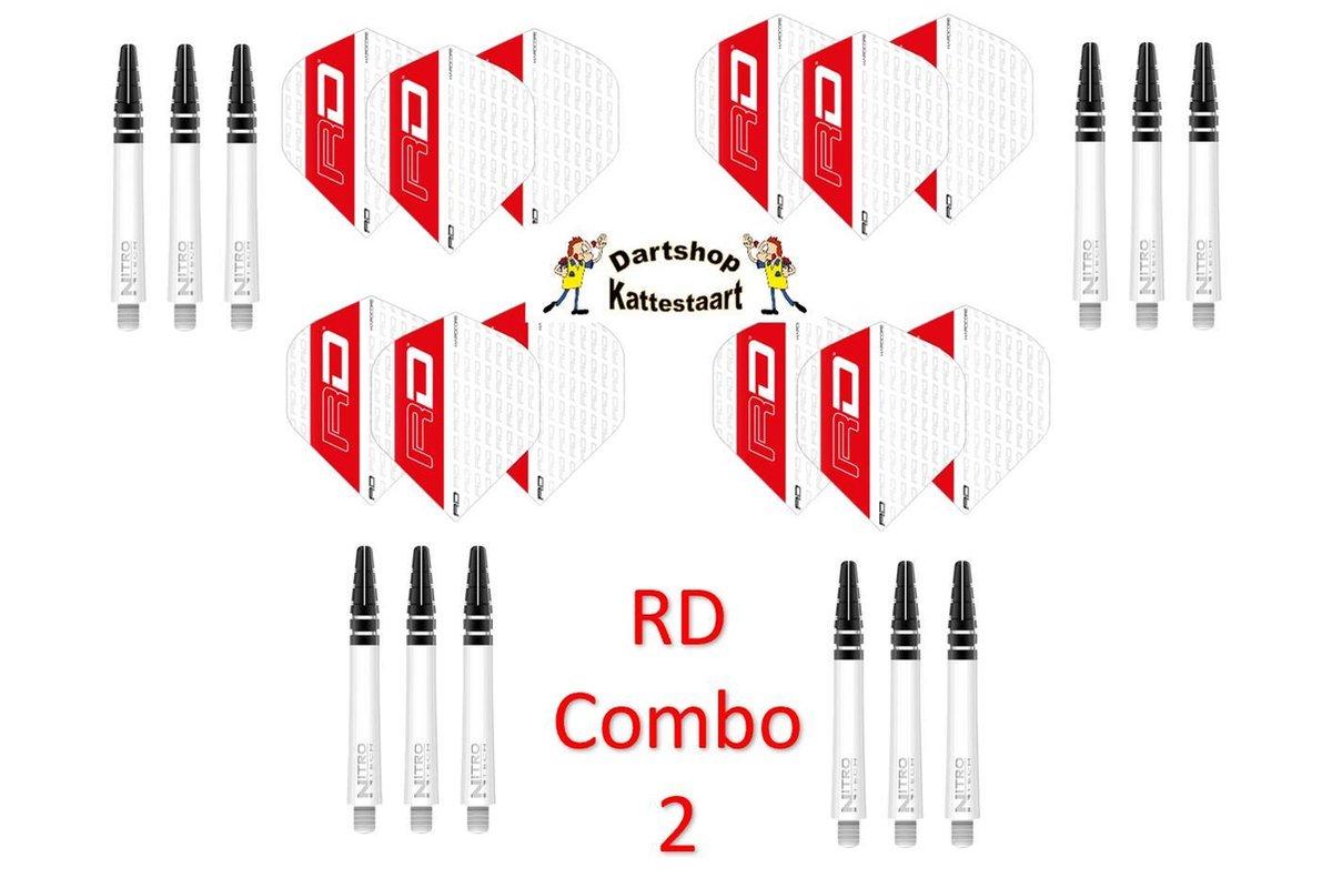 Red Dragon Flights & Shafts Combo 2