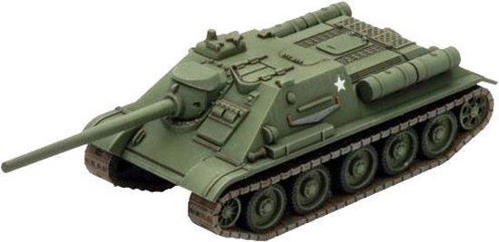 Thumbnail van een extra afbeelding van het spel SU Tank-Killer Battery (Plastic)