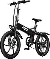 ADO X20 - E Bike - Elektrische Vouwfiets - 20 Inch - Shimano 7 Speed- 350W - Lithuim Batterij 10Ah - Max.35Km/h