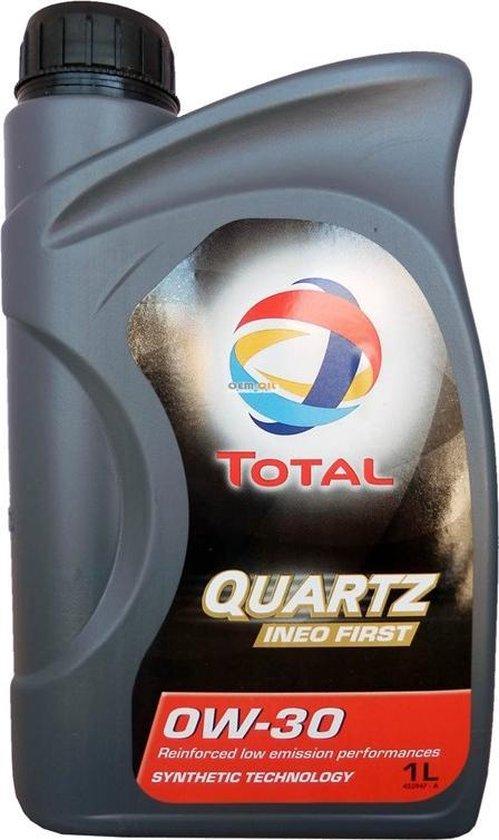 Total Quartz Ineo First 0W30