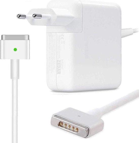 """Oplader geschikt voor MacBook Pro type Magsafe 2 85w - A1424 MacBook Pro 15"""" Adapter 85 watt van Zedar"""