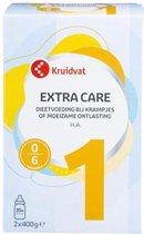 Kruidvat Extra verzorging 1 melkpoeder (vanaf 0 tot 6 maanden)