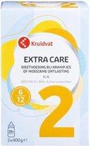 Kruidvat Extra verzorging 2 melkpoeder (vanaf 6 tot 12 maanden)