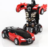 Transformers - Transformers Speelgoed - 2 in 1 Transformers - Robot Auto