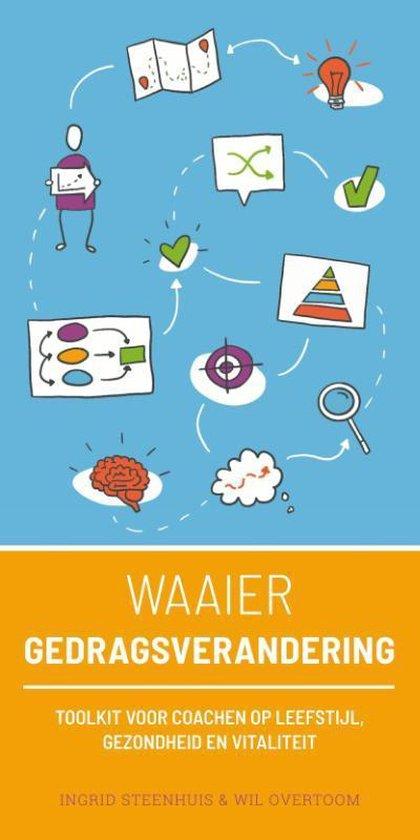 Boek cover Waaier Gedragsverandering van Ingrid Steenhuis (Paperback)