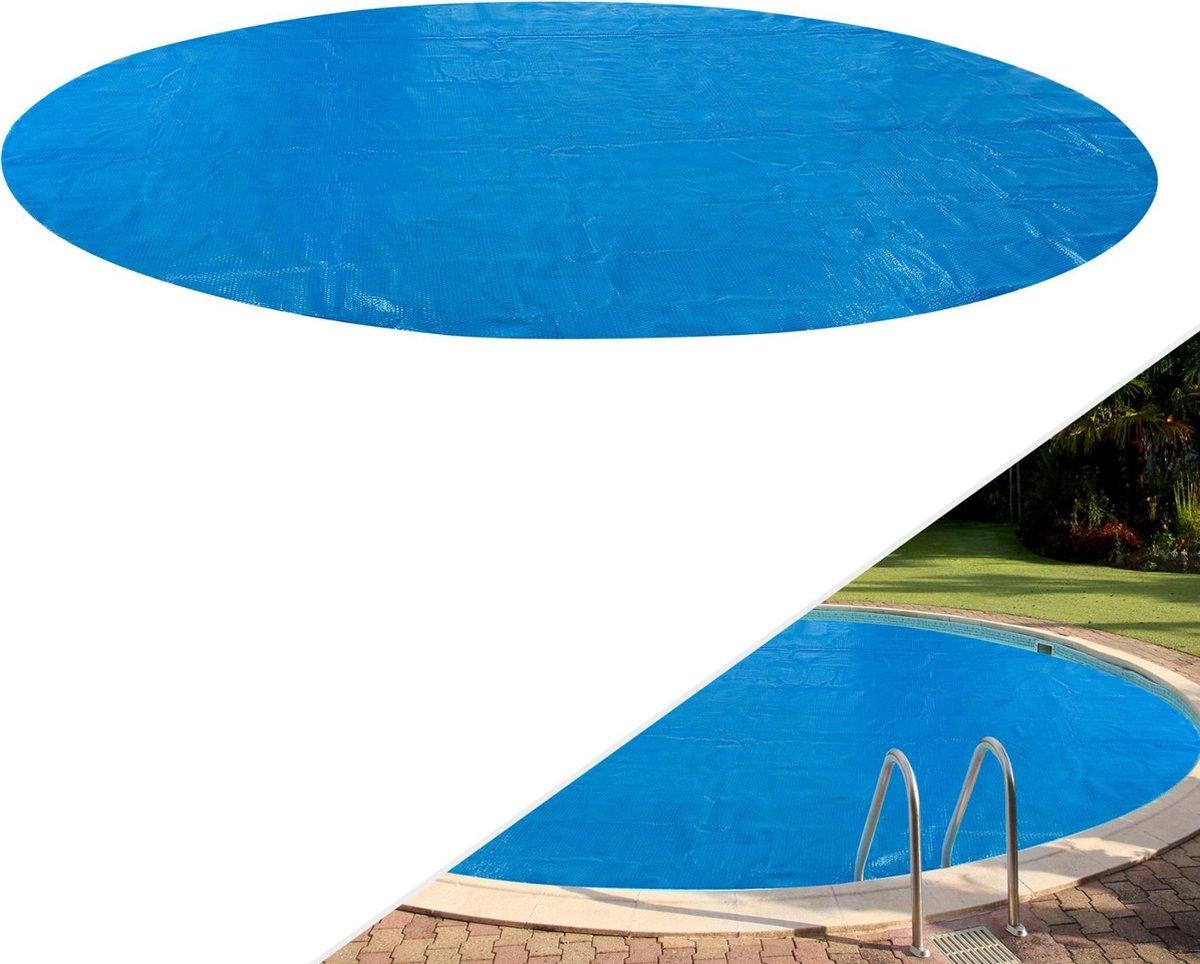 AREBOS | Zwembadafdekking | Zwembadverwarming | Zomerafdekking | Zonne-film | 5m