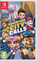 PAW Patrol The Movie: Adventure City Calls - Switch