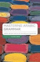 Boek cover Mastering Arabic Grammar van Jane Wightwick (Paperback)