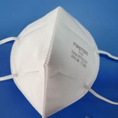 Firstdoc - Mondmaskers FFP2 - 10 stuks - per stuk verpakt mondkapje