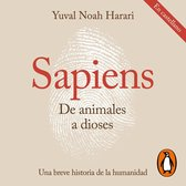 Omslag Sapiens. De animales a dioses (Castellano)