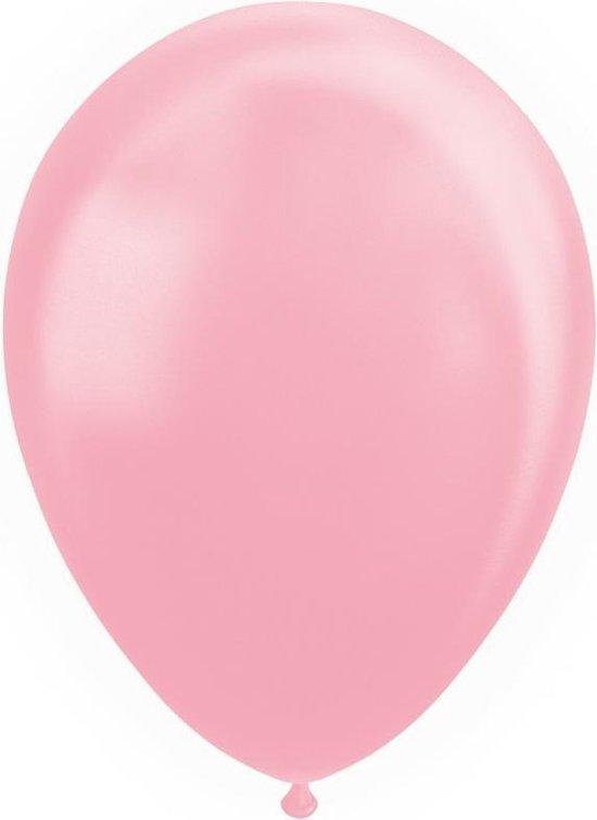 Wefiesta Ballonnen 30 Cm Latex Roze 10 Stuks