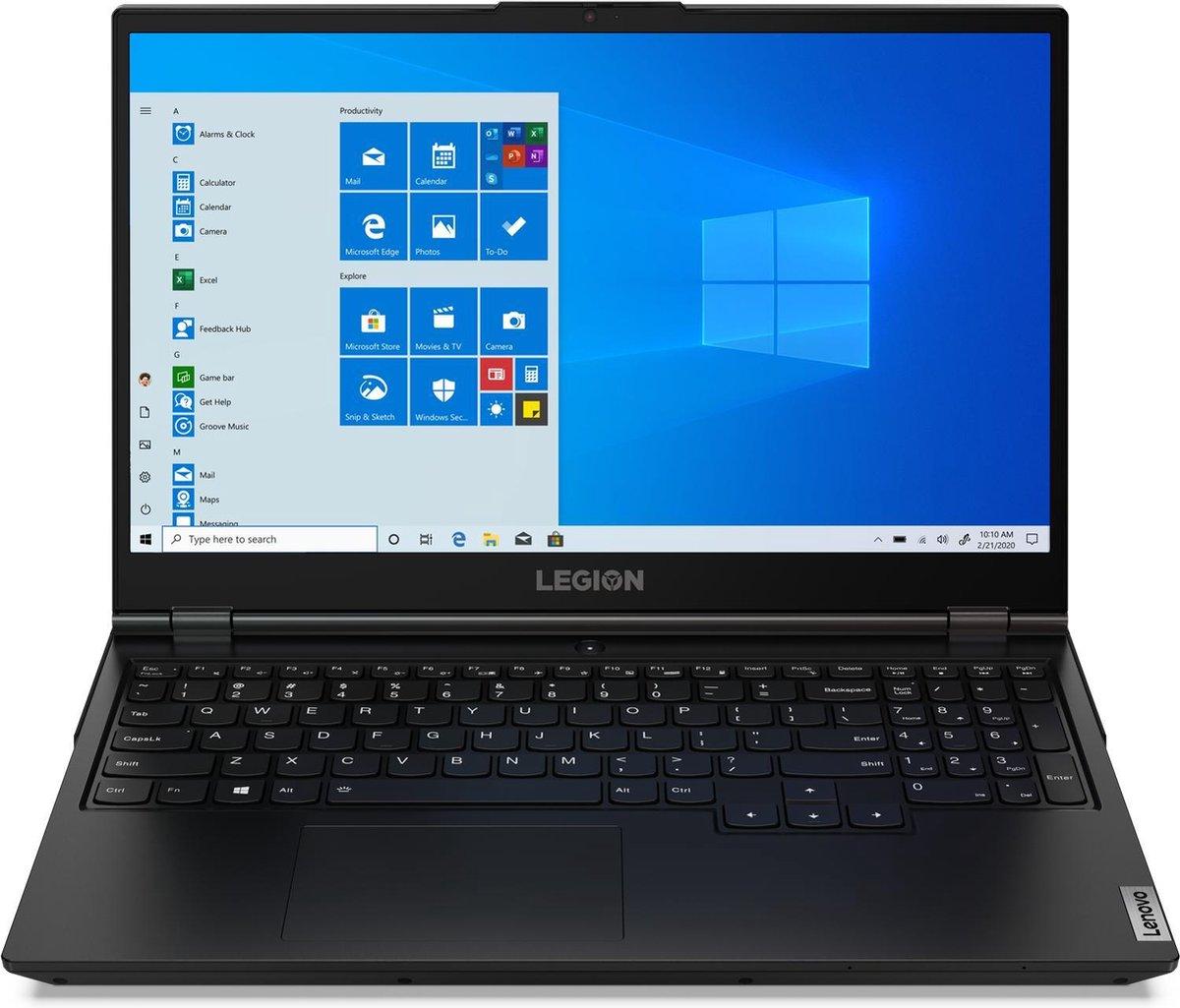 Lenovo Legion 5 82GN003UMH - Gaming Laptop - 17.3 Inch